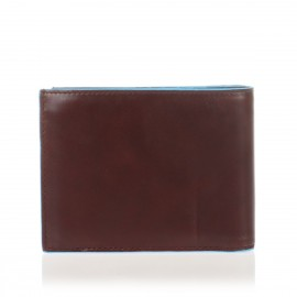 Piquadro - Portafoglio uomo con porta monete Blue Square - PU1239B2