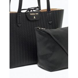 Patrizia Pepe - Borsa Shopping reversibile - 2V5452 A2NL