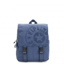 Kipling - Small Drawstring Backpack with Push Buckle - LEONIE S - KI6057V55