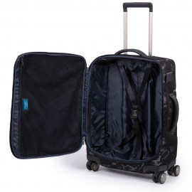 Piquadro - Ultra slim spinner with customizable tag and pocket for CONNEQU Brief - BV4343BR