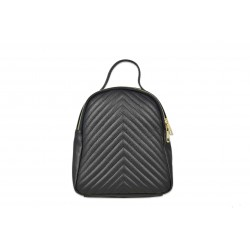 Mhateria - Small leather backpack - 33