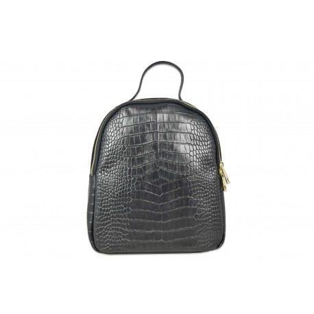 Mhateria - Leather backpack - 34