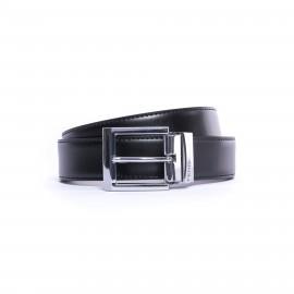 Ferré - Leather Belt - 11064PLAIN