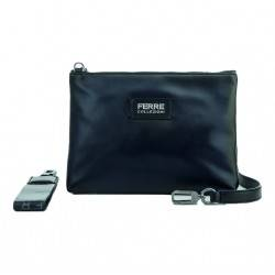 "Ferré - Shoulder bag ""Night"" - KFD1Z1"