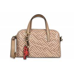 Ferré - Handbag with removable shoulder strap - KFD1E3