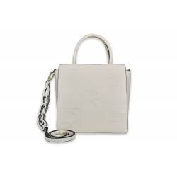 Ferré - Handbag with removable shoulder strap - KFD1I1