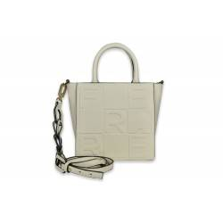 Ferré - Handbag with removable shoulder strap - KFD1I3