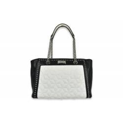 Ferré - Handbag with removable shoulder strap - KFD1S2