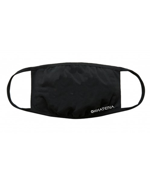 Mhateria - Black casual mask - C1