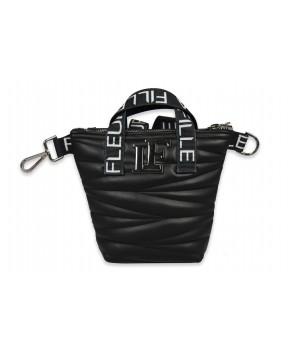 La Fille des Fleurs - Mini backpack - Aleandra Small Plissè