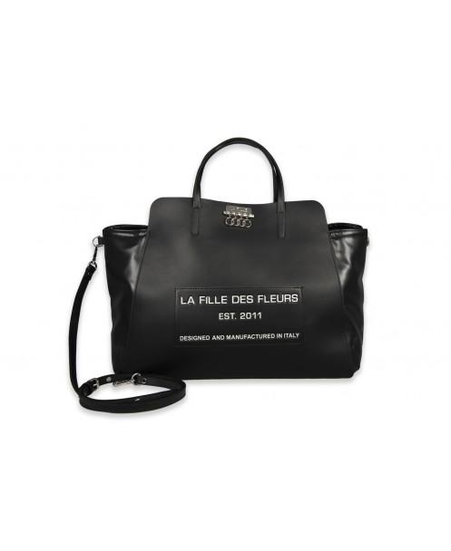 La Fille des Fleurs - Handtaschen - Tiffany Fortuna Black Label