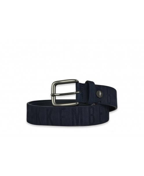 Bikkembergs - Cinturon 3,5 cm - E4APME350694
