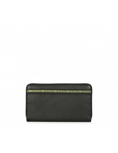 Bikkembergs - Zip around wallet -...