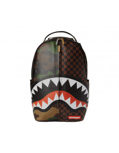 Sprayground - Jungle Paris backpack -...