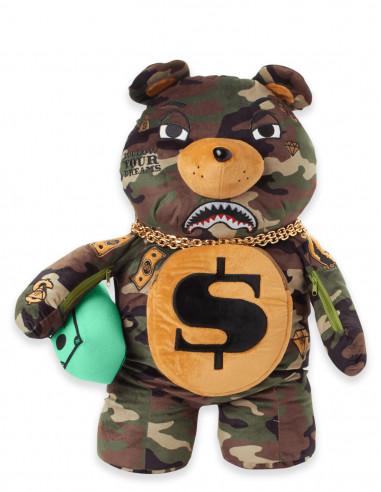 Sprayground - Money Bear Teddy Bear...