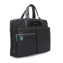 Piquadro - Portfolio briefcase with removable notebook and iPad®Air/Air 2 organiser panel Celion - CA3355CE