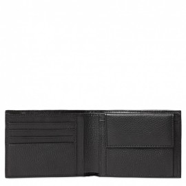 Piquadro - Men's wallet with coin case Modus - PU257MO