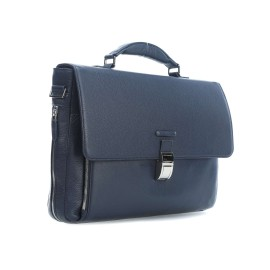 Piquadro - Flap-over, expandable computer bag with iPad®/iPad®Air/Air 2 compartment Modus - CA3111MO