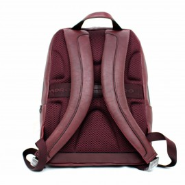 Piquadro - Computer backpack with iPad®Air/Pro 9,7 compartment, bottle pocket. umbrella pocket and CONNEQU - CA3214B3