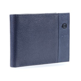 Piquadro - Men's wallet with coin pocket - PU257P15S