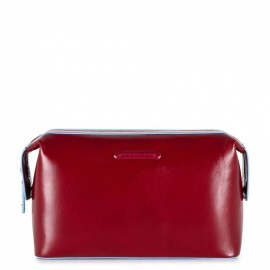 Beauty case leather man - BY3851B2