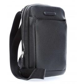 Piquadro - Organised pocket cross-body bag with iPad®mini compartment Modus - CA3084MO