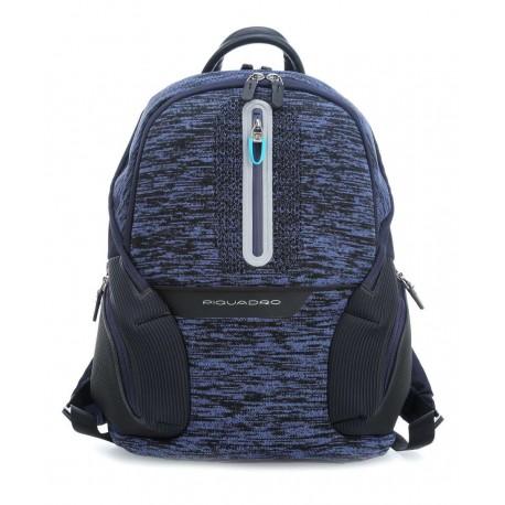 Piquadro - Laptoprucksack mit iPad®Air/Pro9,7-Fach, Anschluss für USB und Micro-USB, Reflektorteil Coleos - CA3936OS37