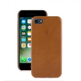 Piquadro - iPhone®7 leather case Collezione BagMotic - AC3214BM