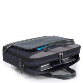 Piquadro - Portfolio computer briefcase with iPad®Air/Pro 9,7 compartment Michael- CA3355W85