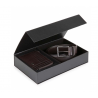 Piquadro - Confezione regalo PU1243B3R + CU4204B3dark brown Black Square - CUBOX09B3