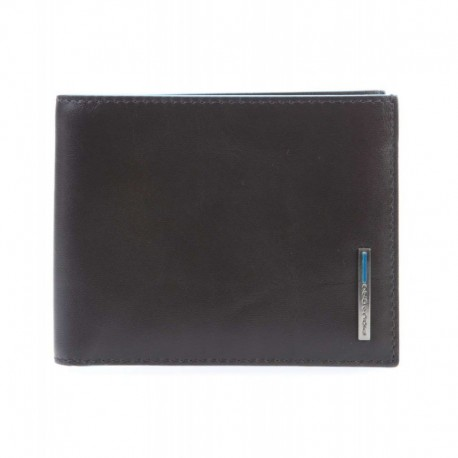 Piquadro - LEATHER WALLET - PU1241B2