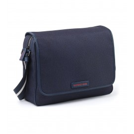 Borbonese - LARGE MESSENGER IN POLYESTER - 943332J29