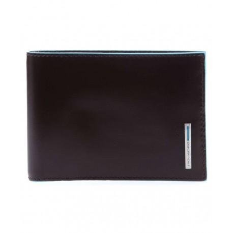 Piquadro - Portafoglio uomo con portamonete - PU257B2R