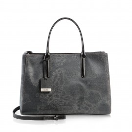 "Alviero Martini - Medium ""Geo Black"" handbag - CD0886426"
