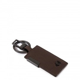Piquadro - Keychain with carabiner P15Plus - PC4165P15S
