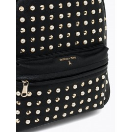 Patrizia Pepe - BACKPACK WITH STUDS - 2V5850/A2XM