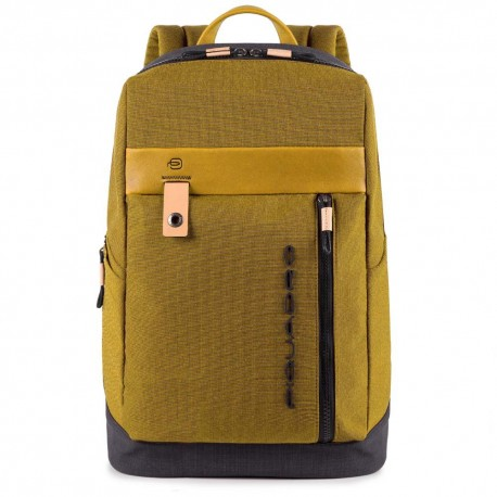 Piquadro - Computer backpack with iPad®Air/Pro 9,7 compartment and bottle pocket Blade - CA4545BL