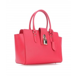 Patrizia Pepe - Bowling handbag in Saffiano leather - 2V4912/AT78