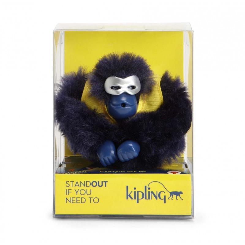 Kipling-Captain-C-Scimmia-Media-da-Collezione-K0022651Z
