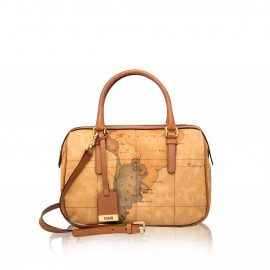 "Alviero Martini - MEDIUM ""NEW BASIC"" SATCHEL BAG - CN1286000"
