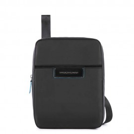 """Piquadro - Borsello porta iPad®10,5''/iPad 9,7"""" con doppia tasca frontale chiusa da zip Celion - CA1816CE"""