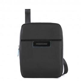 "Piquadro - iPad®10,5''/iPad 9,7"" crossbody bag with double front zip pocket Celion - CA1816CE"