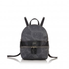 Alviero Martini - SMALL GEO BLACK BACKPACK - CD0986426