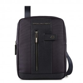 Piquadro - iPad®Air/Pro 9,7 crossbody bag with eyelet for earphones Brief - CA1816BR
