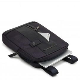 Piquadro - Borsello porta iPad®Air/Pro 9,7 con passante per auricolari Brief - CA1816BR