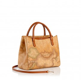 Alviero Martini - GEO CLASSIC HANDBAG WITH SHOULDER STRAP - CE0036000