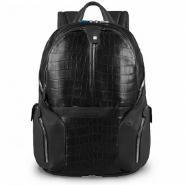 Computer backpack with padded iPad®Air/Air2compartment, umbrella holder and rain protection Collezione Coleos S05 - CA2943OS05