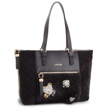LIUJO - Shopping bag 'Brenta Velve' - N68060T9093