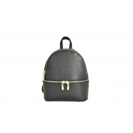 Mhateria -  small leather backpack - 21