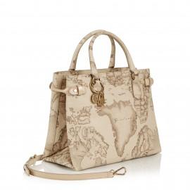 Alviero Martini - Medium handbag with removable shoulder strap - LGM689537